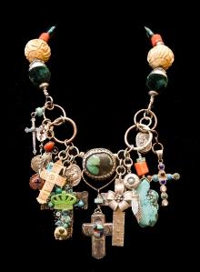 Turqoise | Treasure Necklace | Remagine Designs